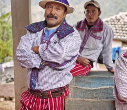 Reza /// Chants de café Guatemala