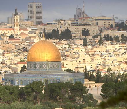 La découverte de Jérusalem EP2