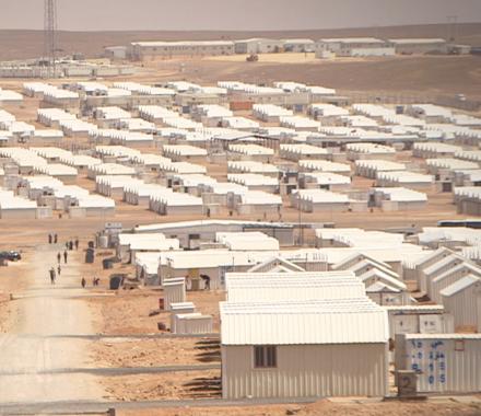 Refugies en Jordanie /// La nouvelle edition