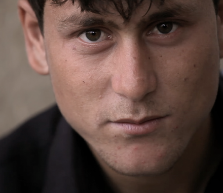 Afghanistan /// The eyes of a people