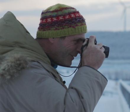 Éric Bouvet /// En Laponie